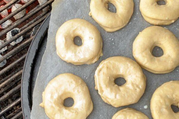 Recette-Donuts sans friture sur grille au barbecue