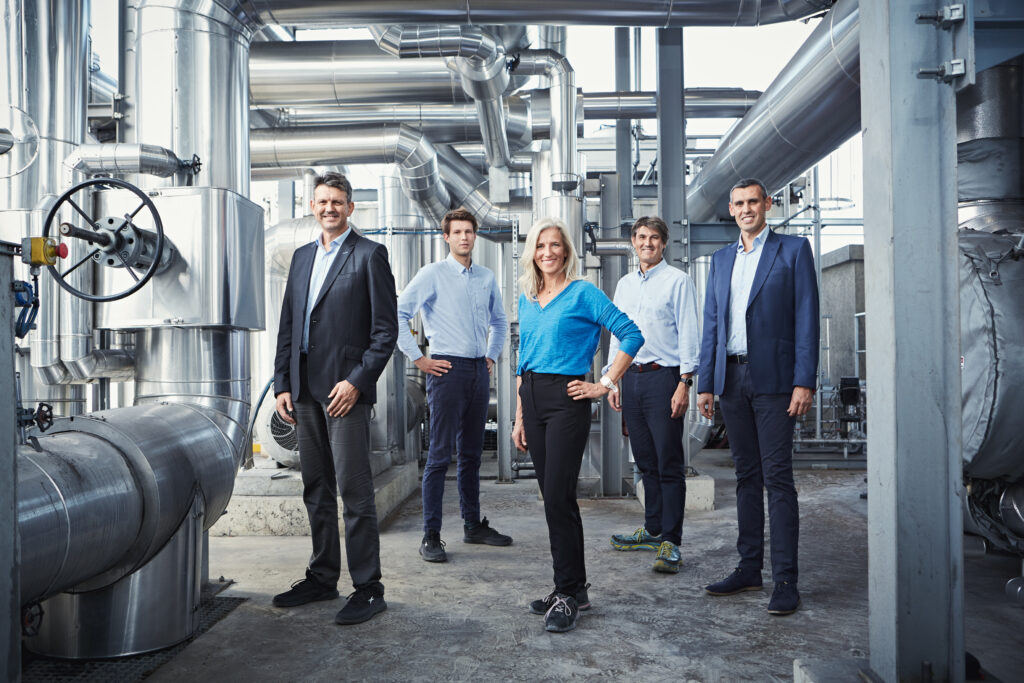 Soler - La Famille Soler - Innovation - Recherche