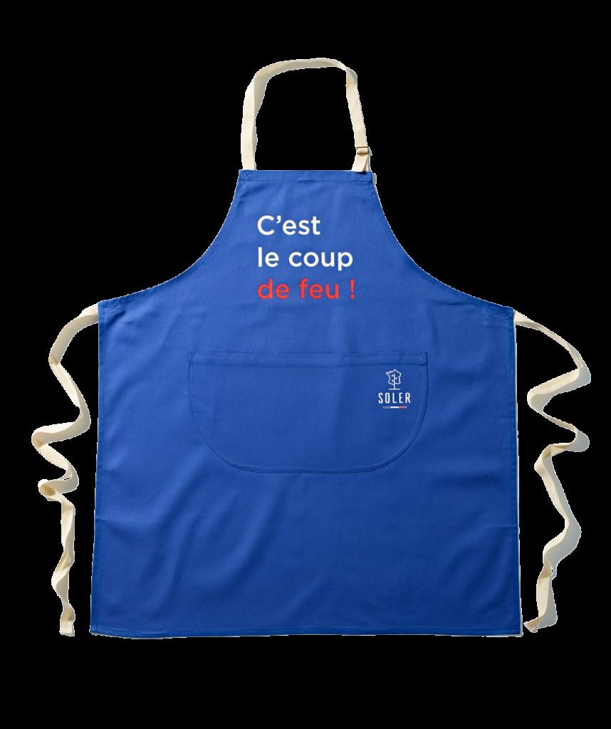 Soler - Tablier - A plat - Détouré