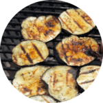 Recette - Barbecue - Burger - Aubergine