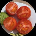 Recette - Barbecue - Burger - Tomates