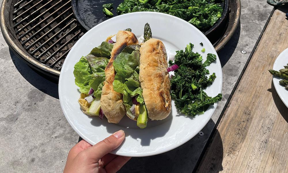 Soler - Recette - Barbecue - Hot Dog