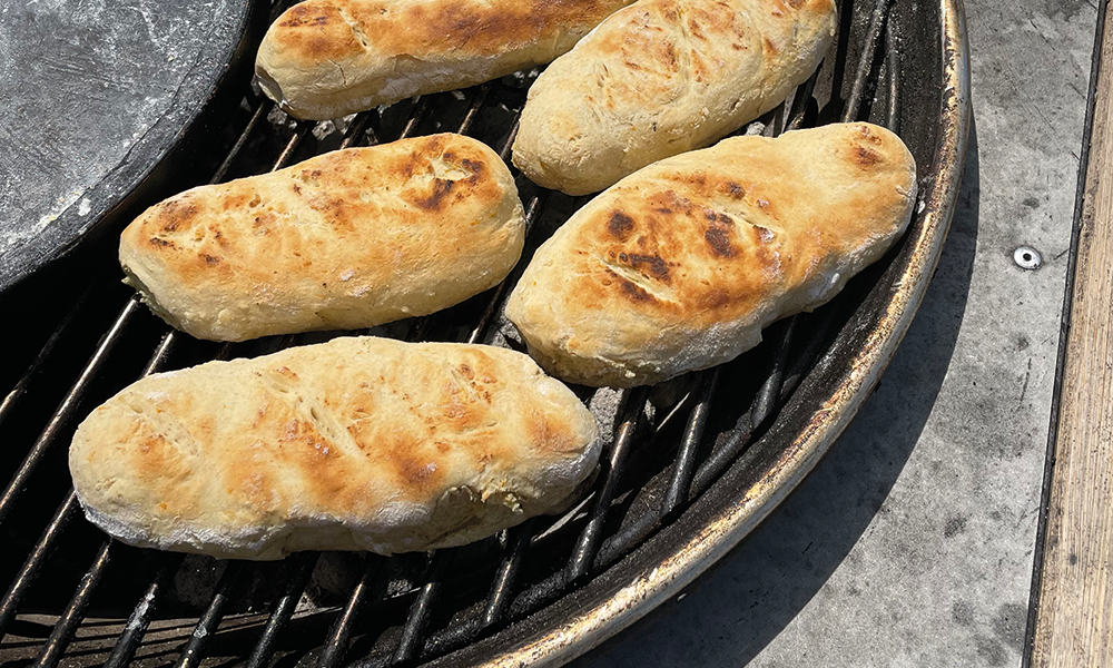Soler - Recette - Barbecue - Pain à hot dog