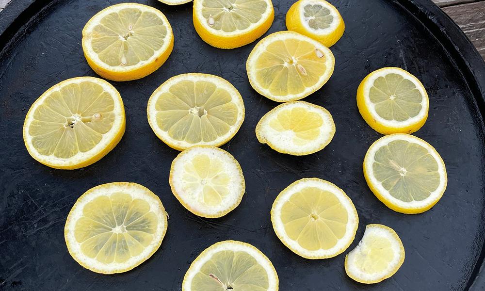 Soler - Recette - Barbecue - Astuce citron