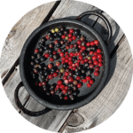 Soler - Recette - Barbecue - Fruits rouges