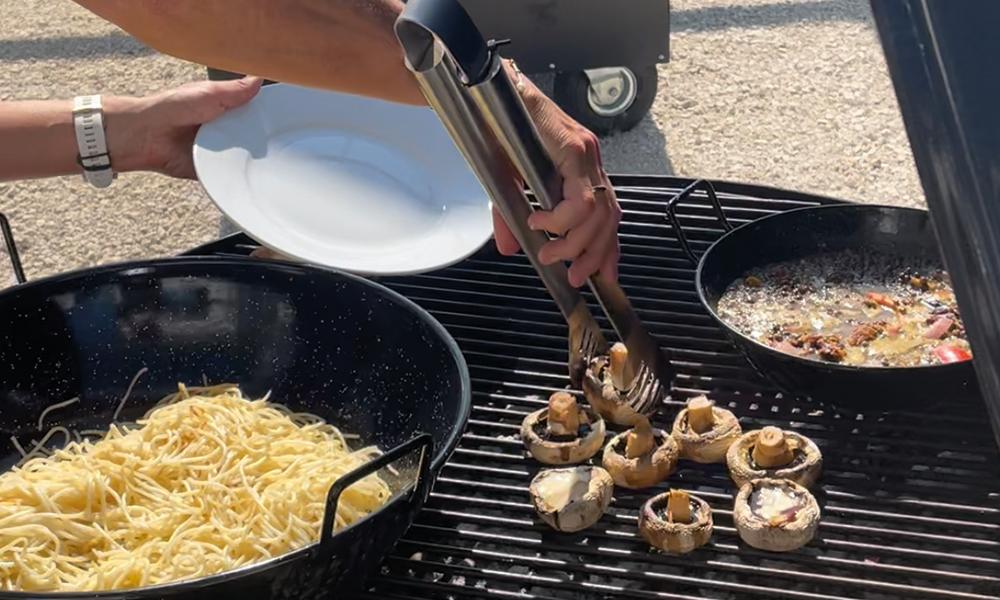 Soler - Barbecue - Cuisiner les restes