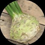 Soler - Recette - Barbecue - Légumes grillés automne - Céleri-rave